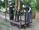 2011-06-01 Unsere Handhebeldraisine