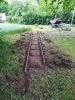 Gleisbauarbeiten 21.05.2021