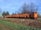2005-02-05 Bewegungsfahrt für die Hydraulikkipper.