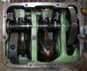 2011-12-14 Innenansicht der zu renovierenden Lok DS 16