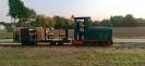 Personenzug in Richtung Gahlen Hauptbauernhof.